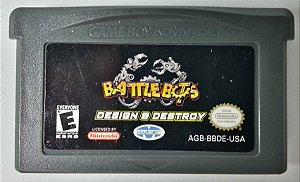 Jogo Battle Bots Original - GBA
