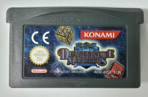 Yu-Gi-Oh! Dungeondice Monsters Original [Europeu] - GBA