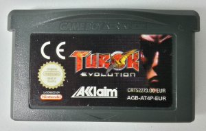 Turok Evolution Original [Europeu] - GBA