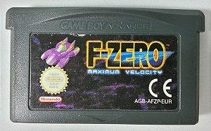 F-Zero Original [Europeu] - GBA