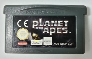 Planet Apes Original [Europeu] - GBA