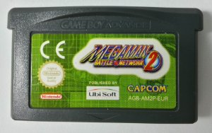 Mega Man Battle Network 2 Original [Europeu] - GBA