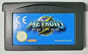 Metroid Fusion Original [Europeu] - GBA