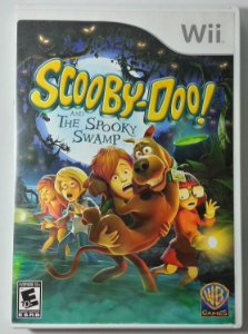 Scooby-Doo! The Spooky Swamp Original - Wii