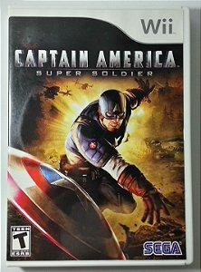 Captain America Original - Wii