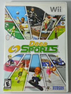 Deca Sports Original - Wii