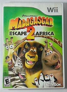 Madagascar 2 Original - Wii