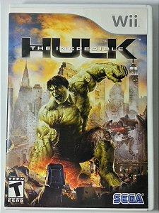 Hulk Original - Wii