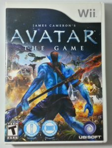 Avatar Original - Wii