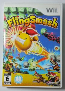 Fling Smash Original - Wii