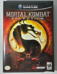 Mortal Kombat Deception Original - GC