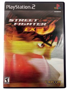 Street Fighter EX 3 Original - PS2