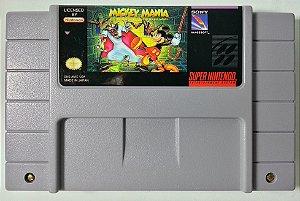 Mickey Mania Original - SNES