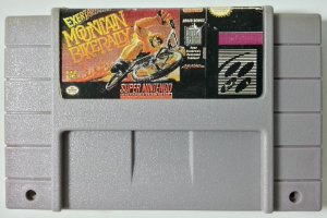 Mountain Bike Rally - SNES
