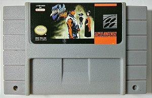 Street Fighter EX Plus (hack) - SNES
