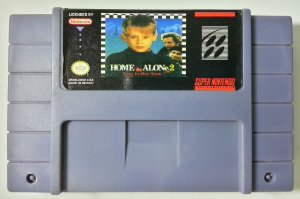 Home Alone 2 - SNES