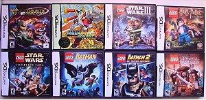 Jogos Originais Completos (cada) - Nintendo DS