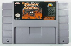 Jogo Spider-man and Venom Maximum Carnage - SNES