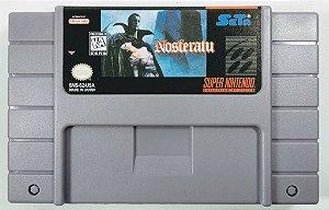 Jogo Nosferatu - SNES
