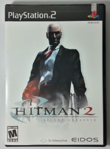 Hitman 2 Original - PS2