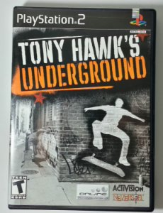Tony Hawks Underground Original - PS2