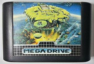 Populous Original - Mega Drive