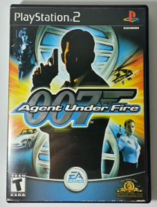 007 Agent Under Fire Original - PS2