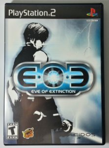 E.O.E Eve of extinction Original - PS2