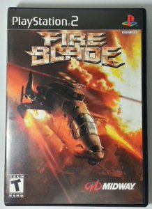 Fire Blade Original - PS2