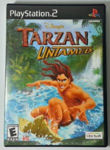 Tarzan Original - PS2