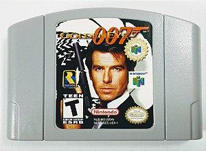 007 Goldeneye Original - N64