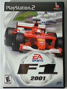 F1 2001 Original - PS2