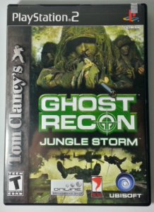 Ghoust Recon Jungle Storm Original - PS2