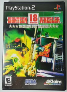 Eighteen Wheeler Original - PS2