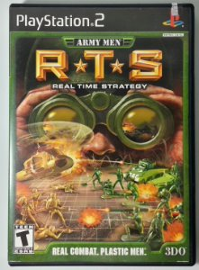 Army men RTS Original - PS2