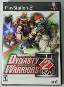 Dynasty Warriors 2 Original - PS2