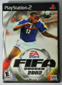 Fifa Soccer 2002 Original - PS2