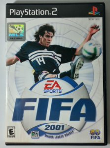 Fifa Soccer 2001 Original - PS2