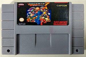 Rockman (Megaman) 7 - SNES