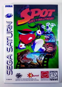 Spot Goes to Hollywood Original - Sega Saturn