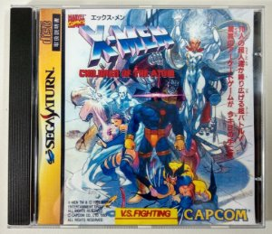 X-Men Original [JAPONÊS] - Sega Saturn