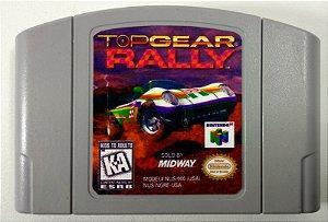TopGear Rally Original - N64