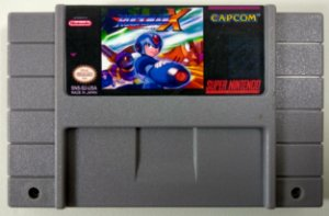 Rockman (Megaman) X - SNES