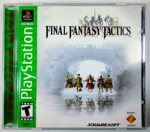 Final Fantasy Tactics Original - PS1