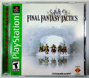 Final Fantasy Tactics Original - PS1