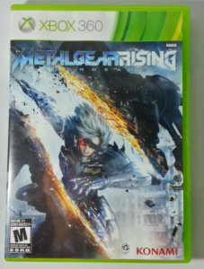 Metal Gear Rising - Xbox 360