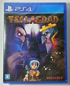 Teslagrad (lacrado) - PS4