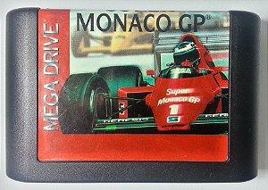Super Monaco GP Original - Mega Drive