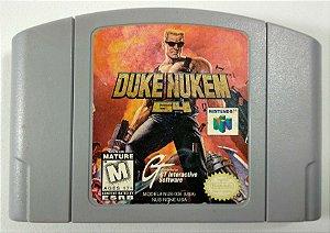 Duken Nukem 64 Original - N64