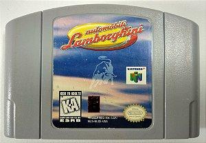 Automobili Lamborghini Original - N64